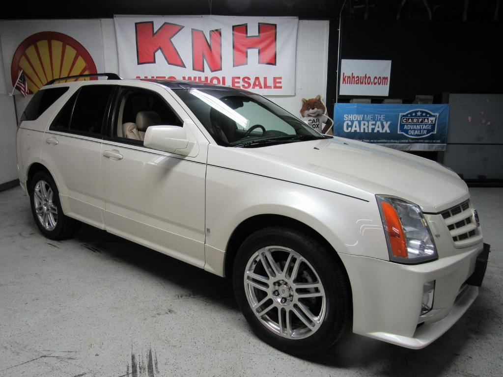 2008 CADILLAC SRX  for sale at KNH Auto Sales