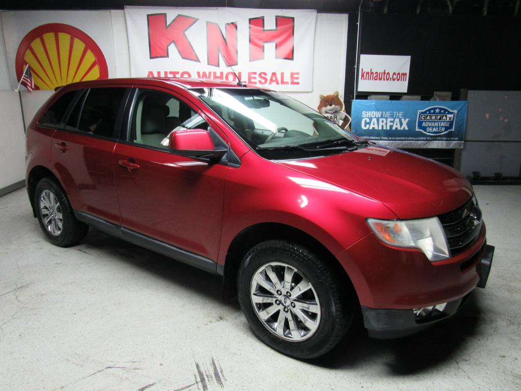 2008 FORD EDGE SEL for sale at KNH Auto Sales