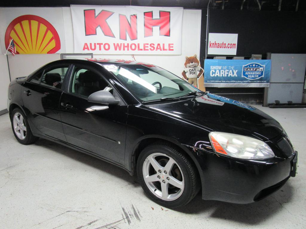 2007 PONTIAC G6 BASE for sale at KNH Auto Sales