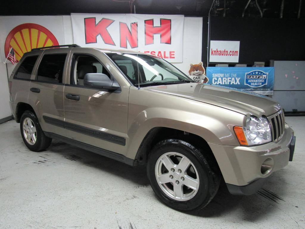 2006 JEEP GRAND CHEROKEE LAREDO 2WD for sale at KNH Auto Sales
