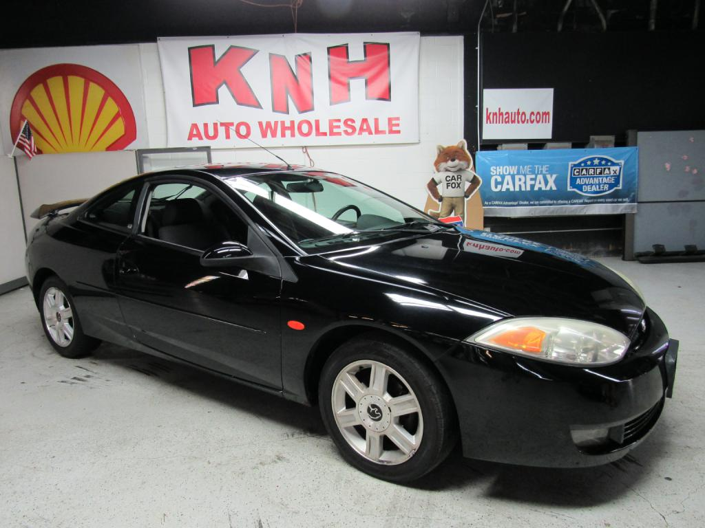 2001 MERCURY COUGAR V6 for sale at KNH Auto Sales