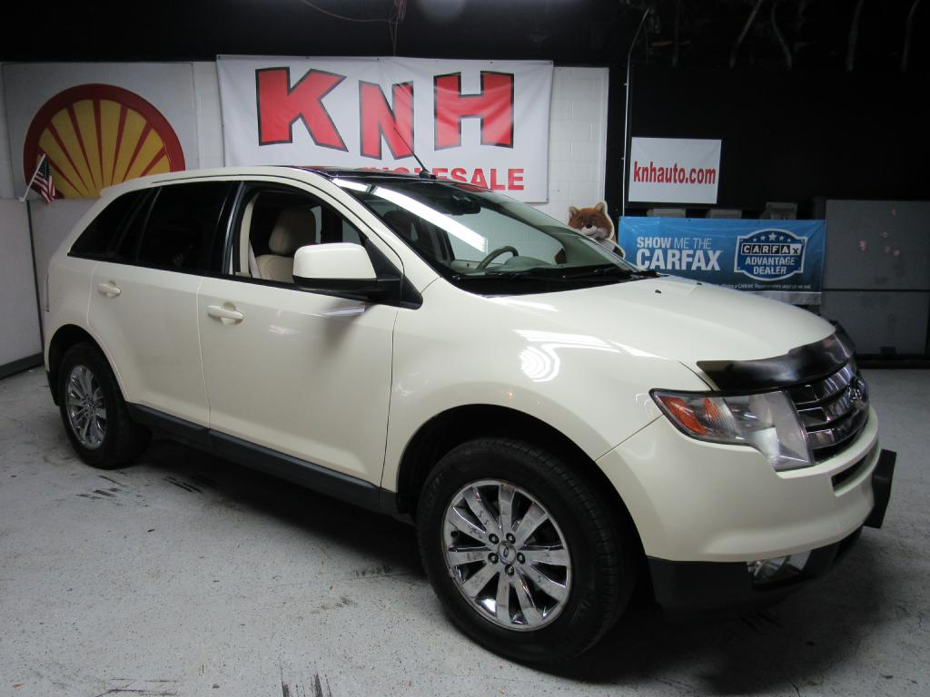 2007 FORD EDGE SEL PLUS for sale at KNH Auto Sales