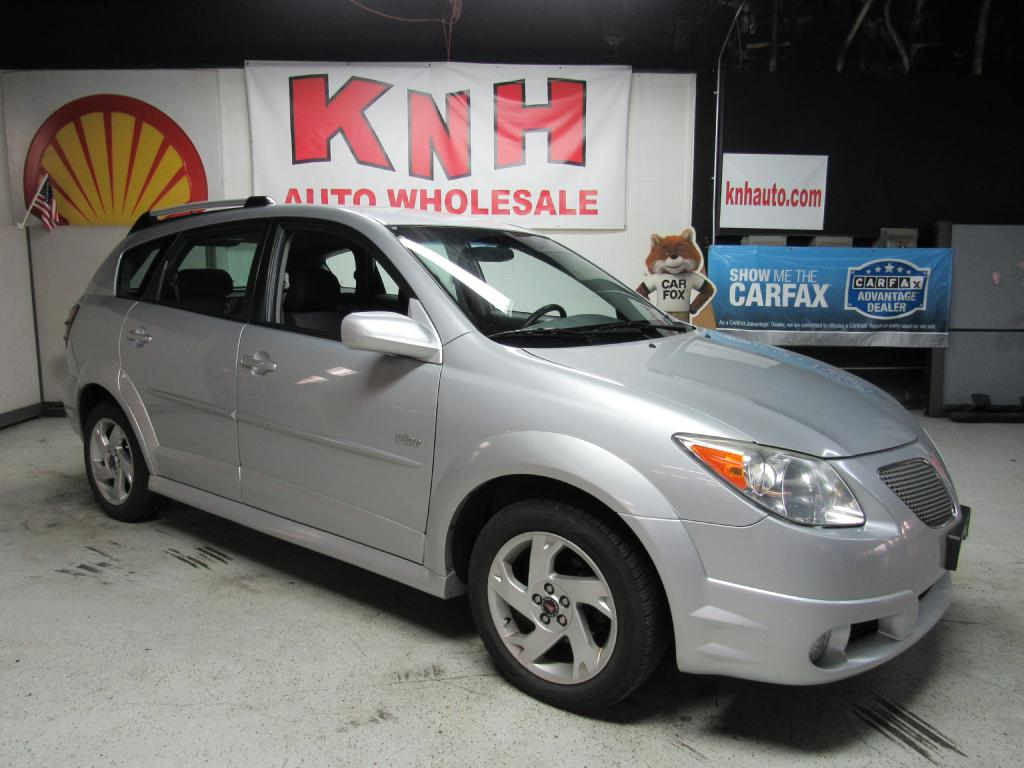 2007 PONTIAC VIBE  for sale at KNH Auto Sales