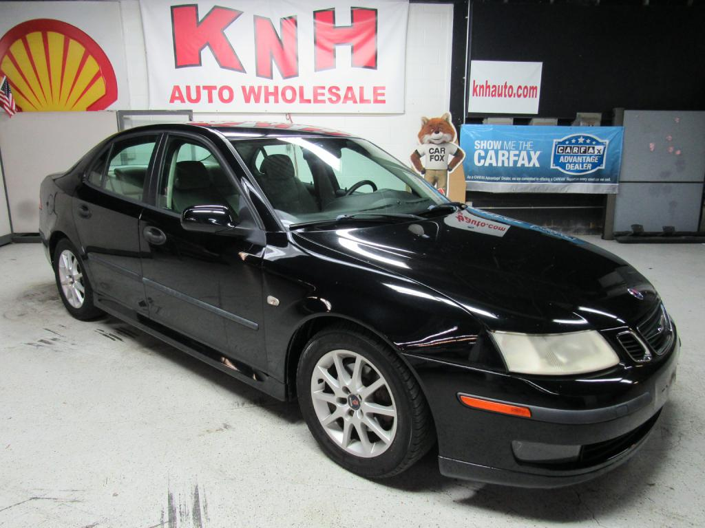 2005 SAAB 9-3 ARC for sale at KNH Auto Sales