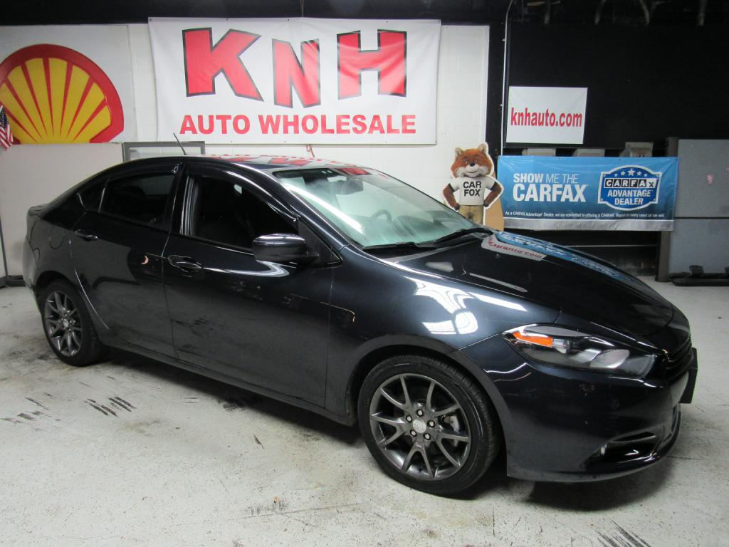 2013 DODGE DART SXT for sale at KNH Auto Sales