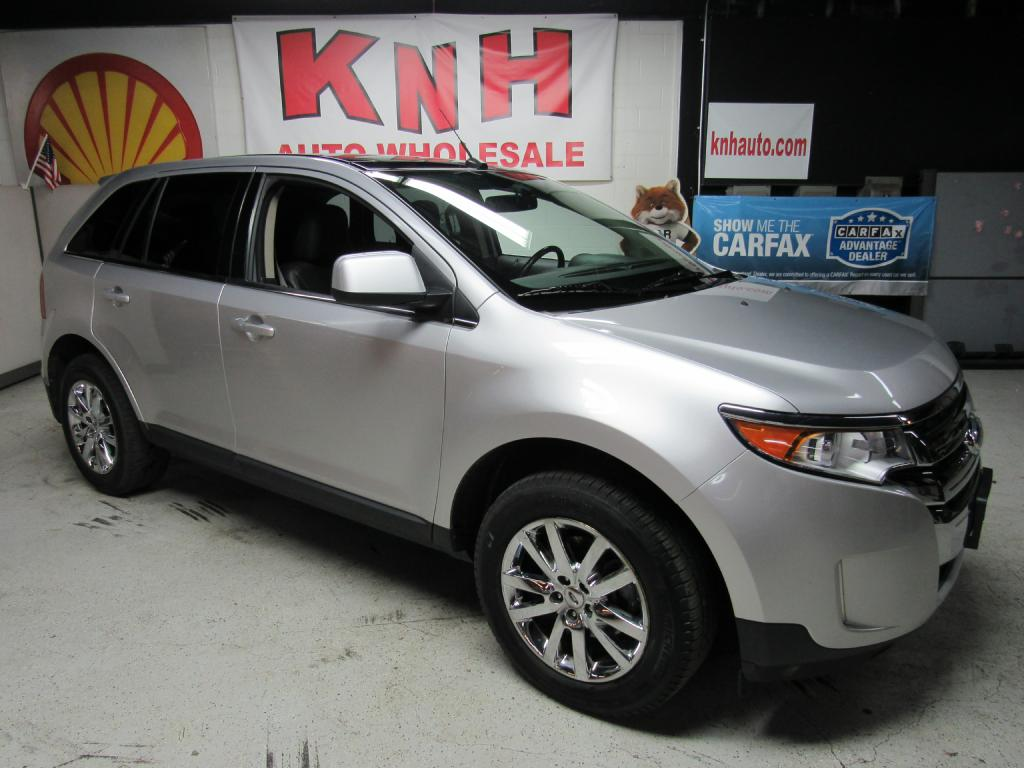 2011 FORD EDGE LIMITED for sale at KNH Auto Sales