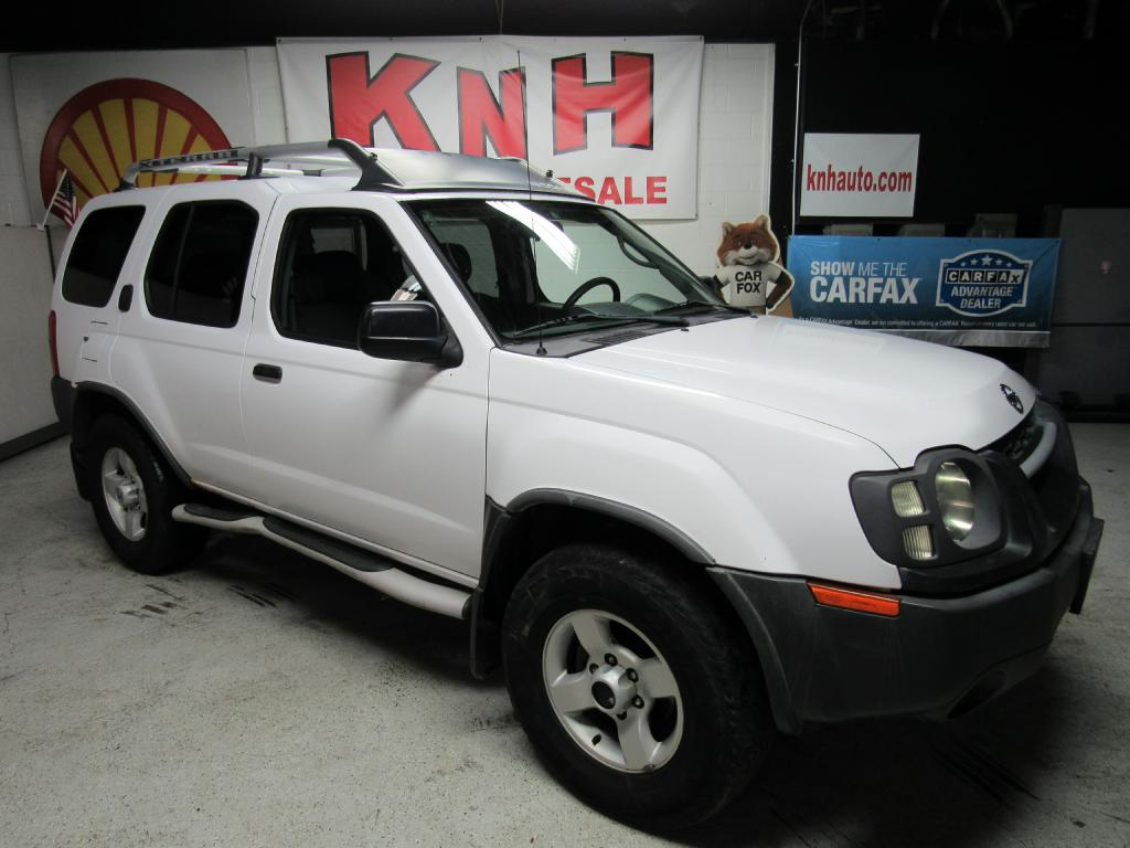 2004 NISSAN XTERRA XE for sale at KNH Auto Sales