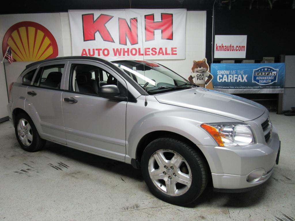 2007 DODGE CALIBER SXT for sale at KNH Auto Sales