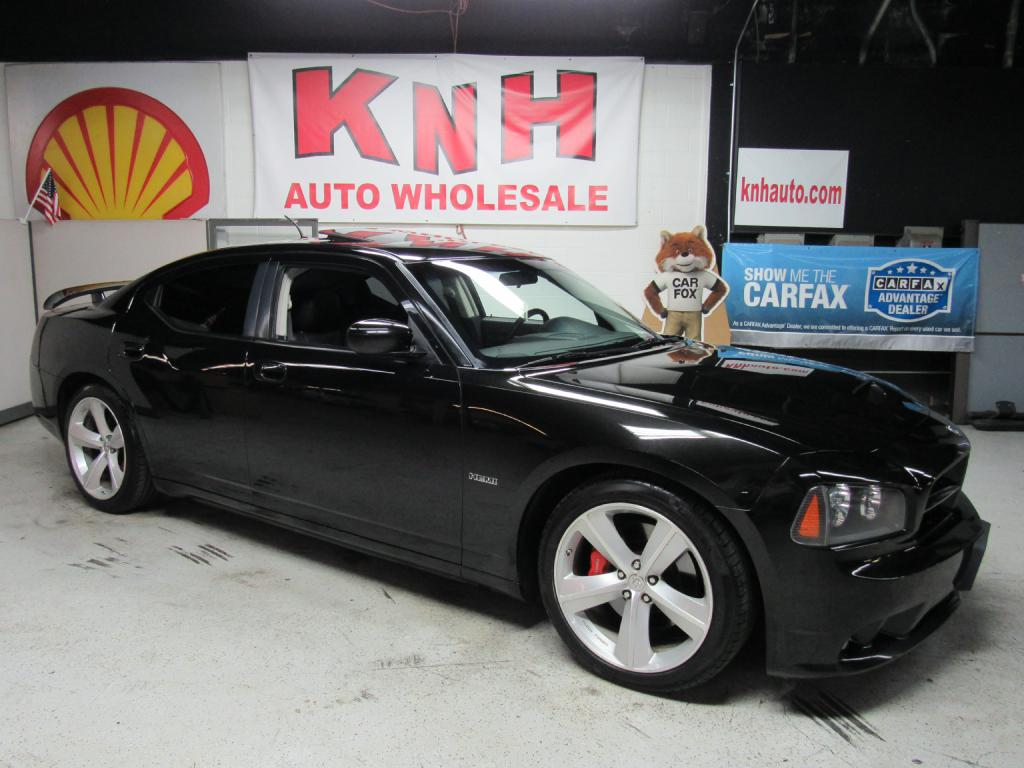2008 DODGE CHARGER SRT-8 for sale at KNH Auto Sales