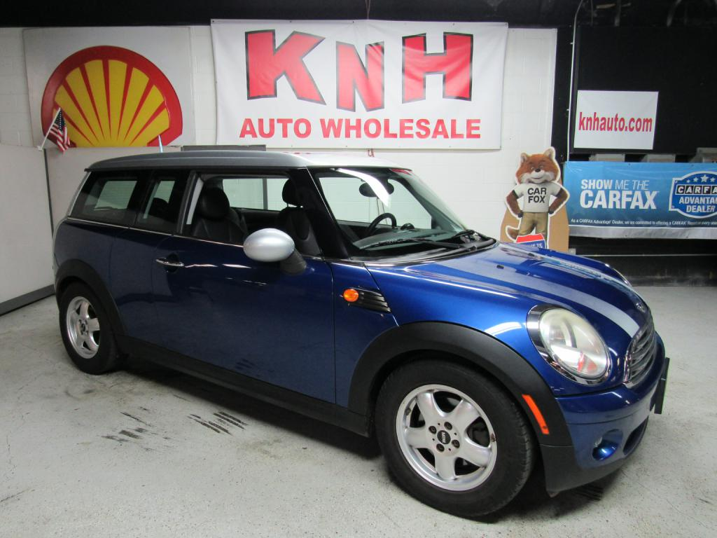 2009 MINI COOPER CLUBMAN for sale at KNH Auto Sales