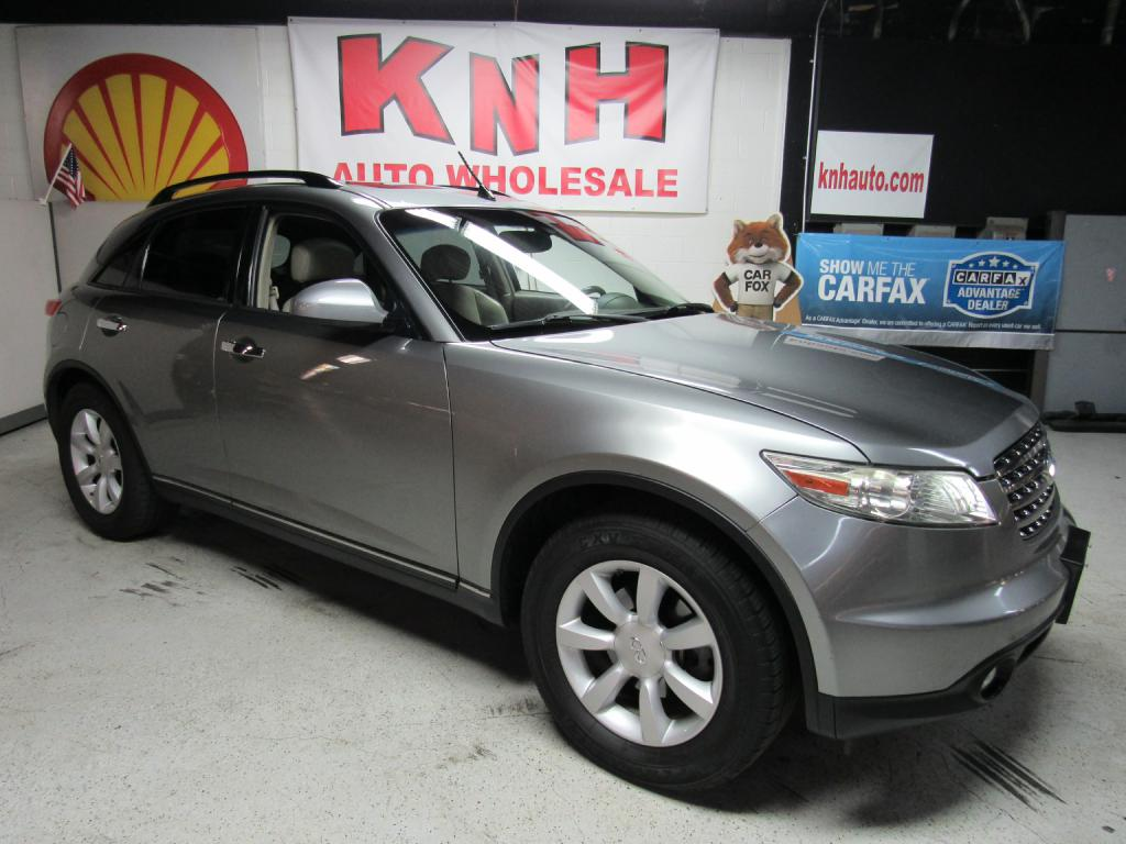 2005 INFINITI FX35  for sale at KNH Auto Sales