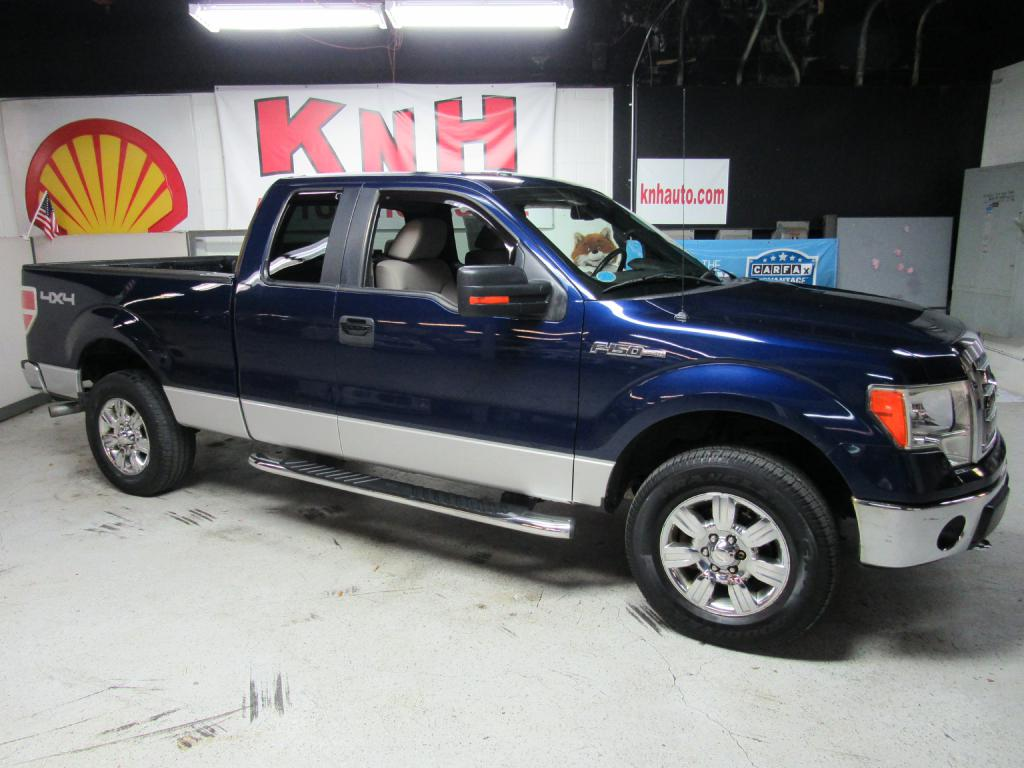 2009 FORD F150 SUPER CAB for sale at KNH Auto Sales