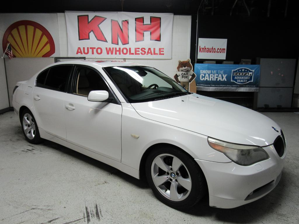 2007 BMW 530 I for sale at KNH Auto Sales