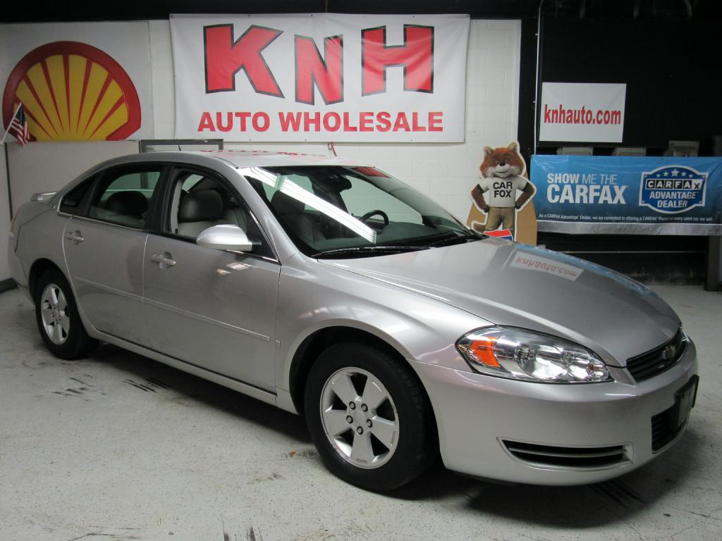 2008 CHEVROLET IMPALA LT for sale at KNH Auto Sales