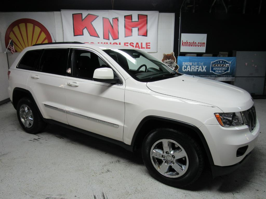 2011 JEEP GRAND CHEROKEE LAREDO for sale at KNH Auto Sales