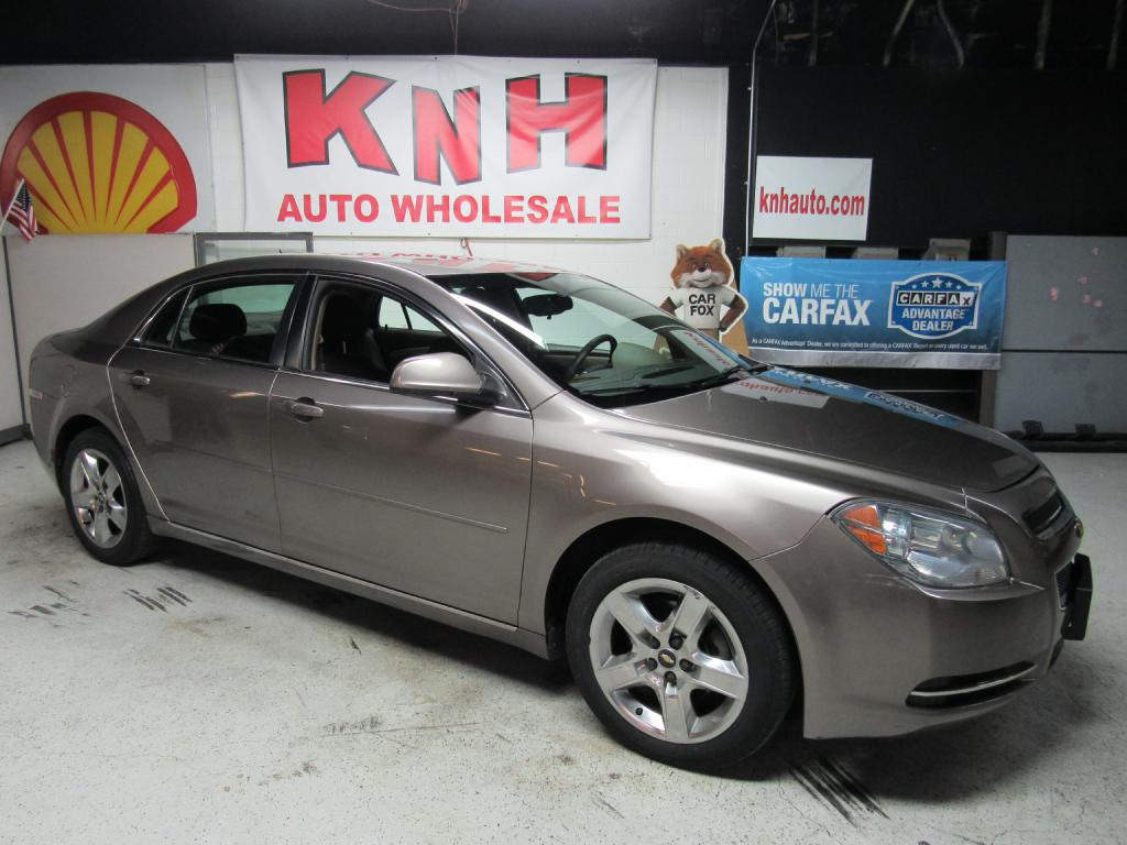 2010 CHEVROLET MALIBU 1LT for sale at KNH Auto Sales