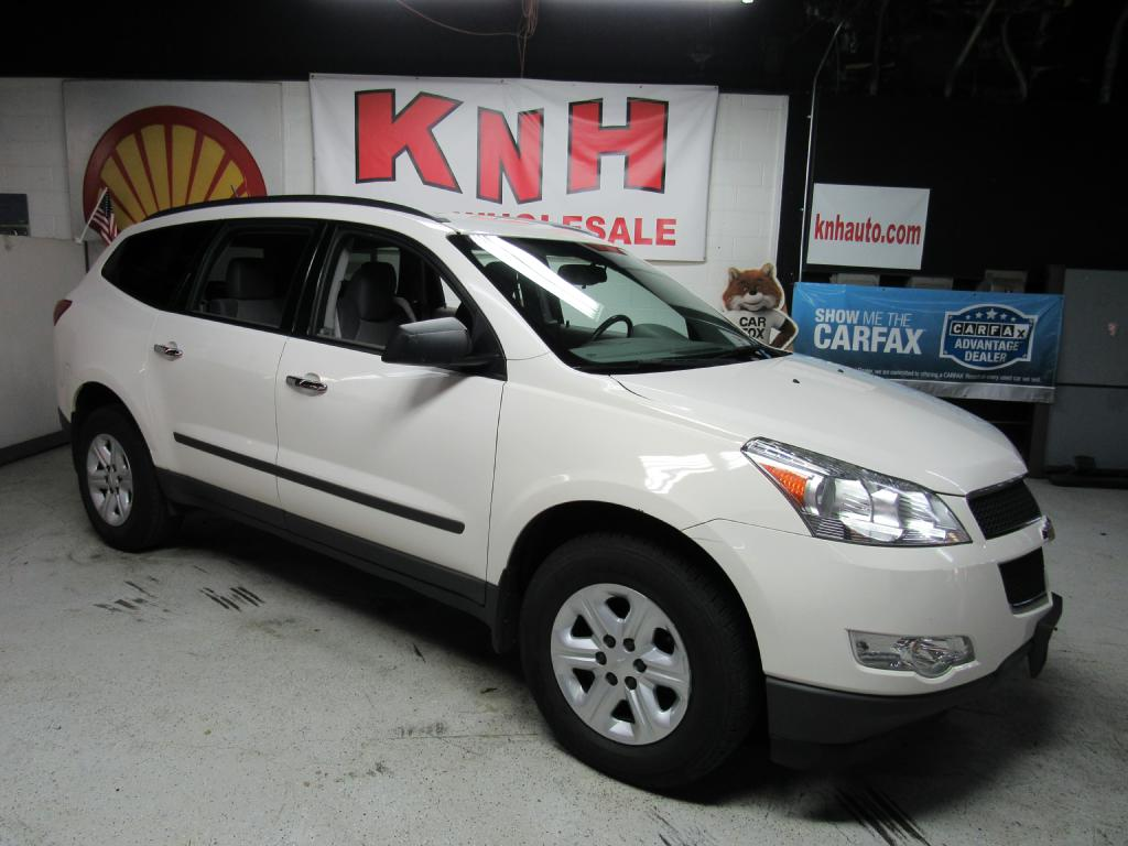 2011 CHEVROLET TRAVERSE LS for sale at KNH Auto Sales