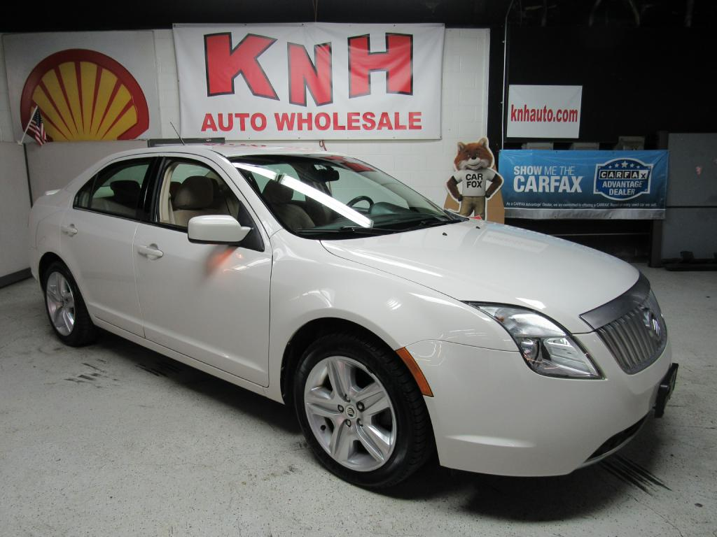 2010 MERCURY MILAN  for sale at KNH Auto Sales