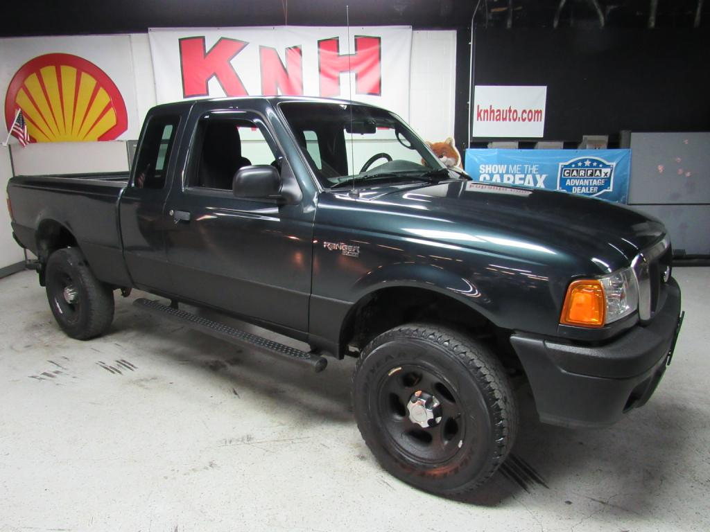 2005 FORD RANGER SUPER CAB for sale at KNH Auto Sales