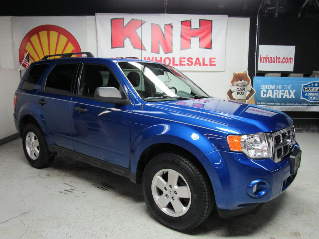 2012 ford escape xlt for sale at knh auto sales
