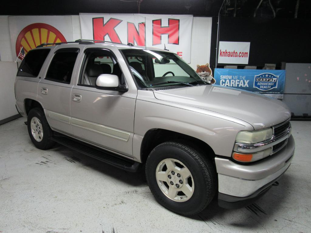 2005 CHEVROLET TAHOE 1500 for sale at KNH Auto Sales
