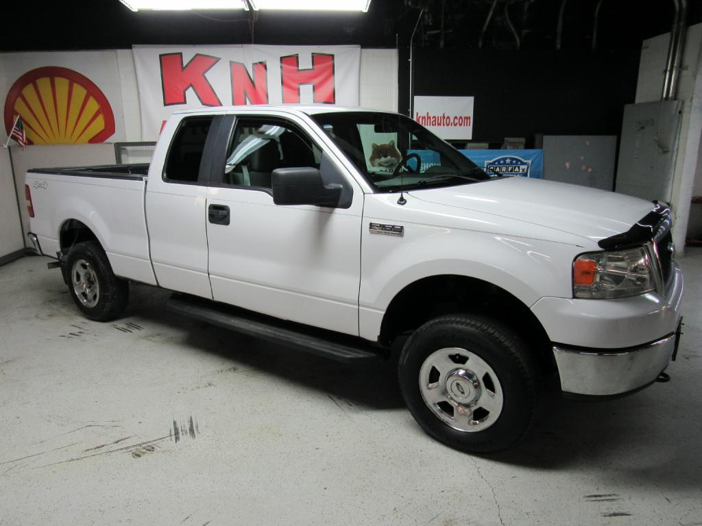 2007 FORD F150  for sale at KNH Auto Sales