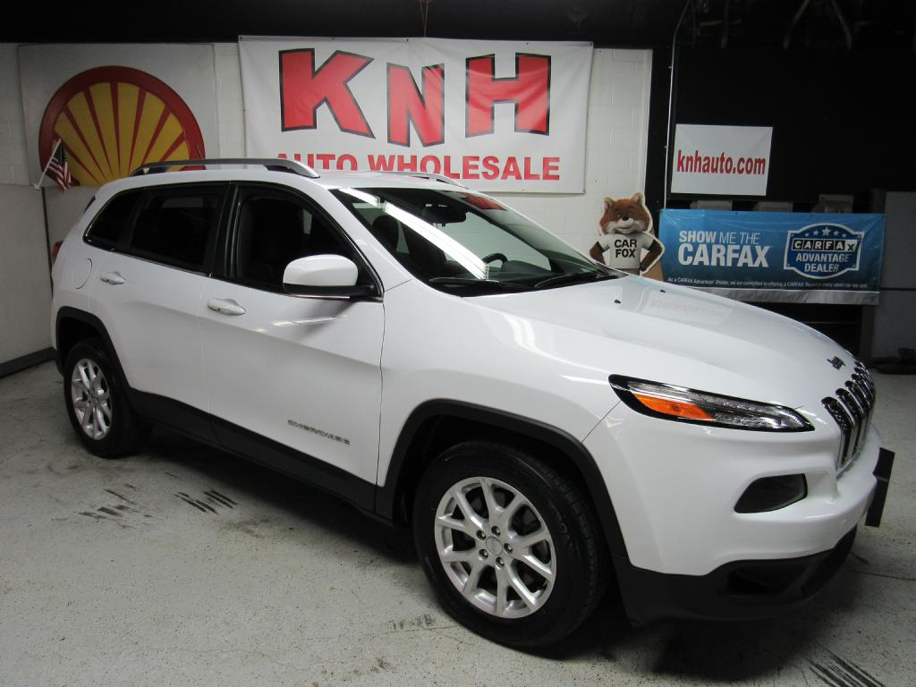 2015 JEEP CHEROKEE LATITUDE for sale at KNH Auto Sales