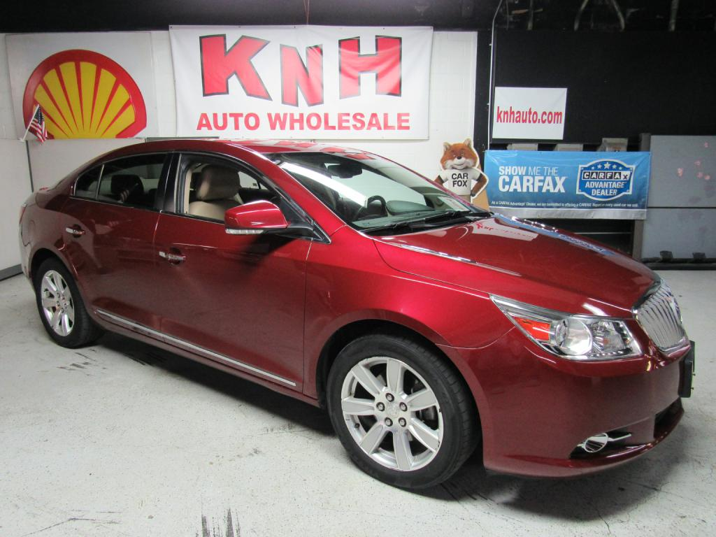 2011 BUICK LACROSSE CXL for sale at KNH Auto Sales