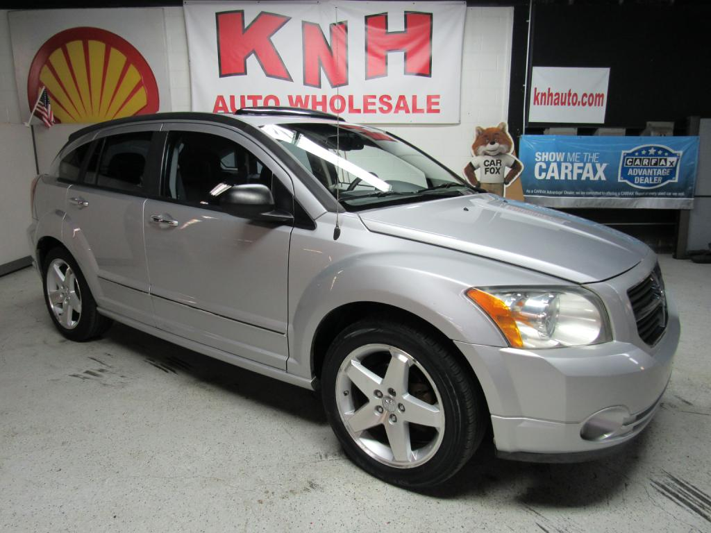 2007 DODGE CALIBER R/T for sale at KNH Auto Sales