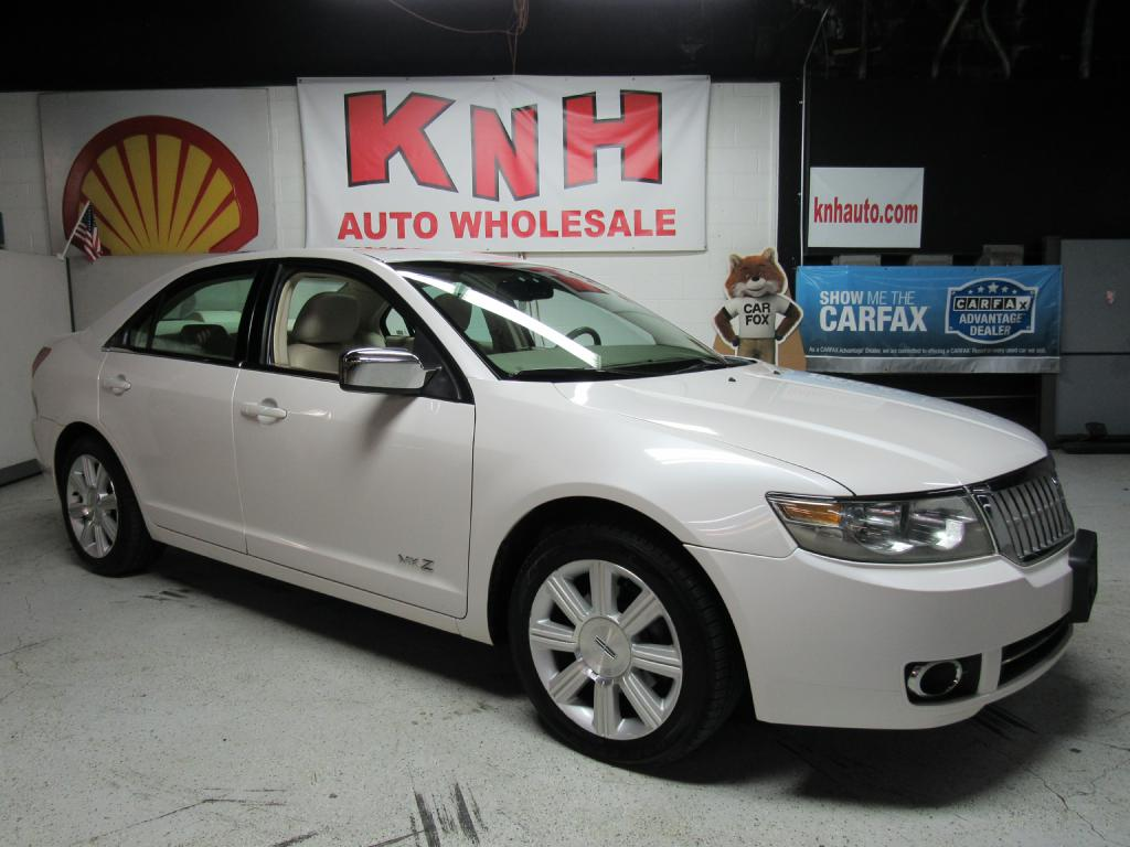 2009 LINCOLN MKZ  for sale at KNH Auto Sales