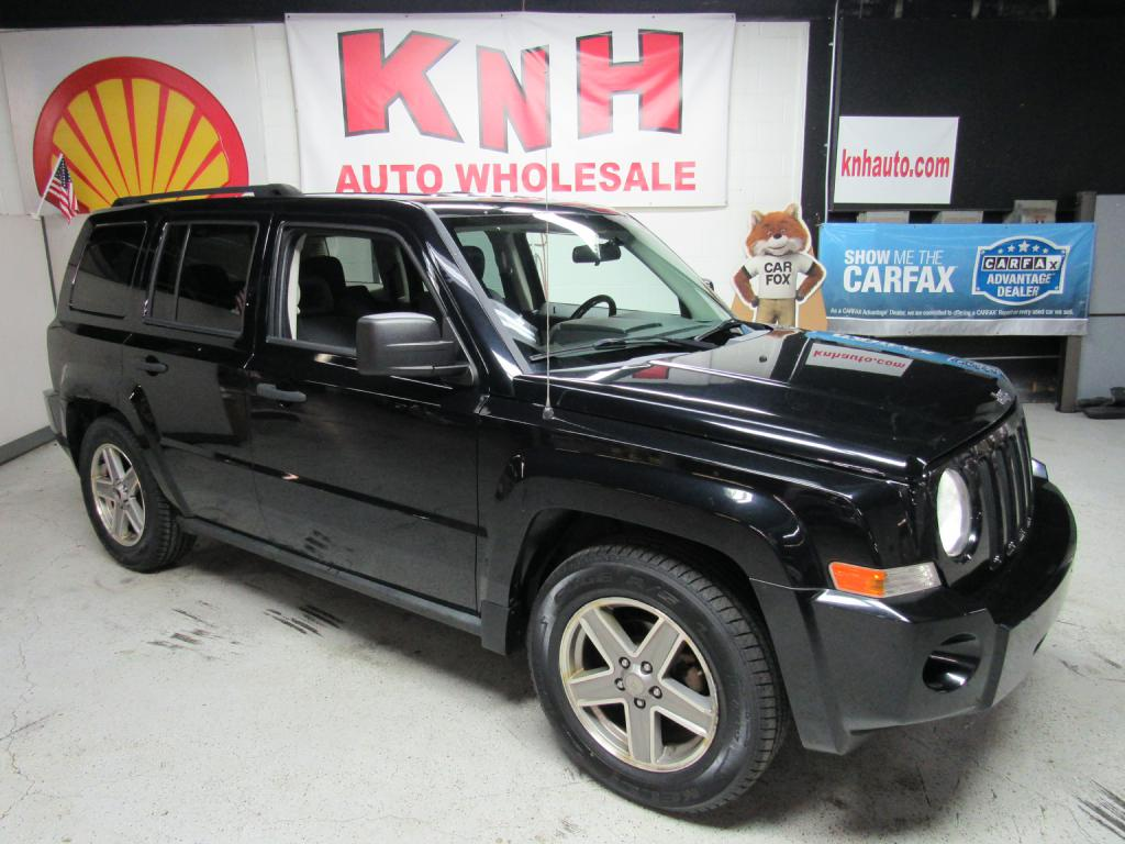 2007 JEEP PATRIOT SPORT for sale at KNH Auto Sales