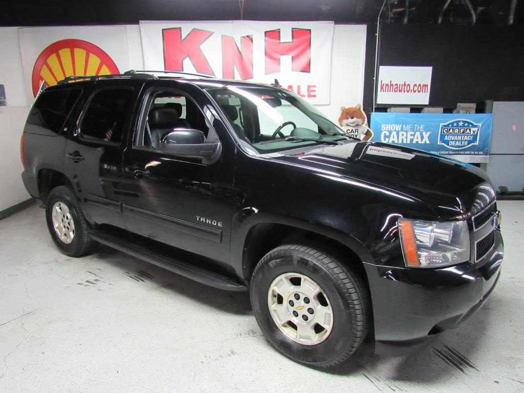 2012 CHEVROLET TAHOE 1500 LT for sale at KNH Auto Sales
