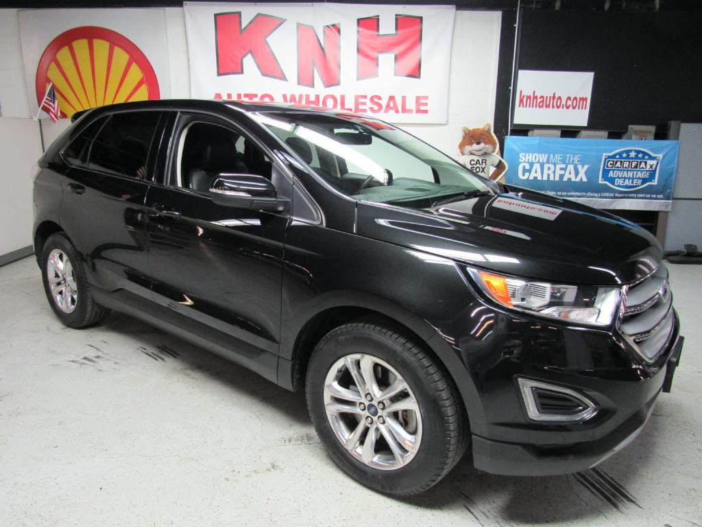 2015 FORD EDGE SEL for sale at KNH Auto Sales