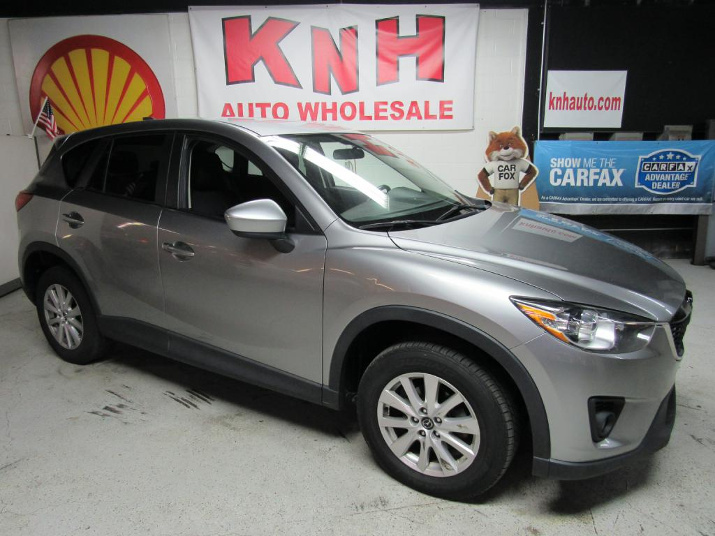 2013 MAZDA CX-5 TOURING for sale at KNH Auto Sales