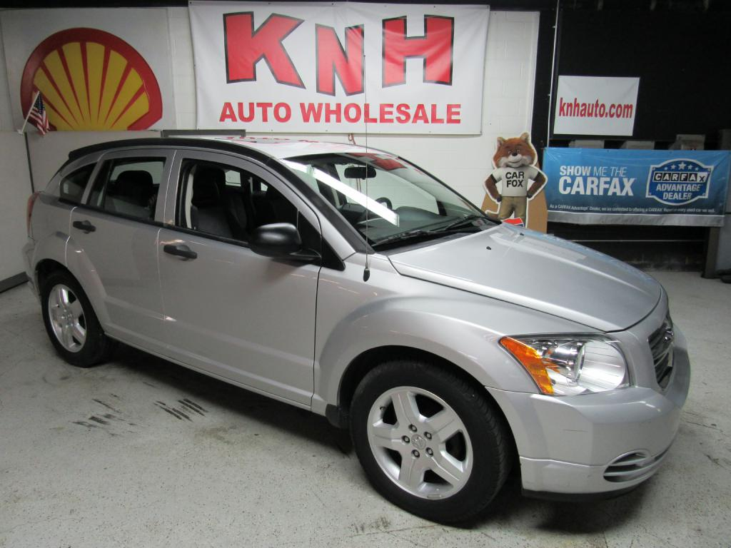2008 DODGE CALIBER SXT for sale at KNH Auto Sales
