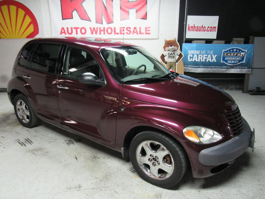 2002 CHRYSLER PT CRUISER LIMITED for sale at KNH Auto Sales