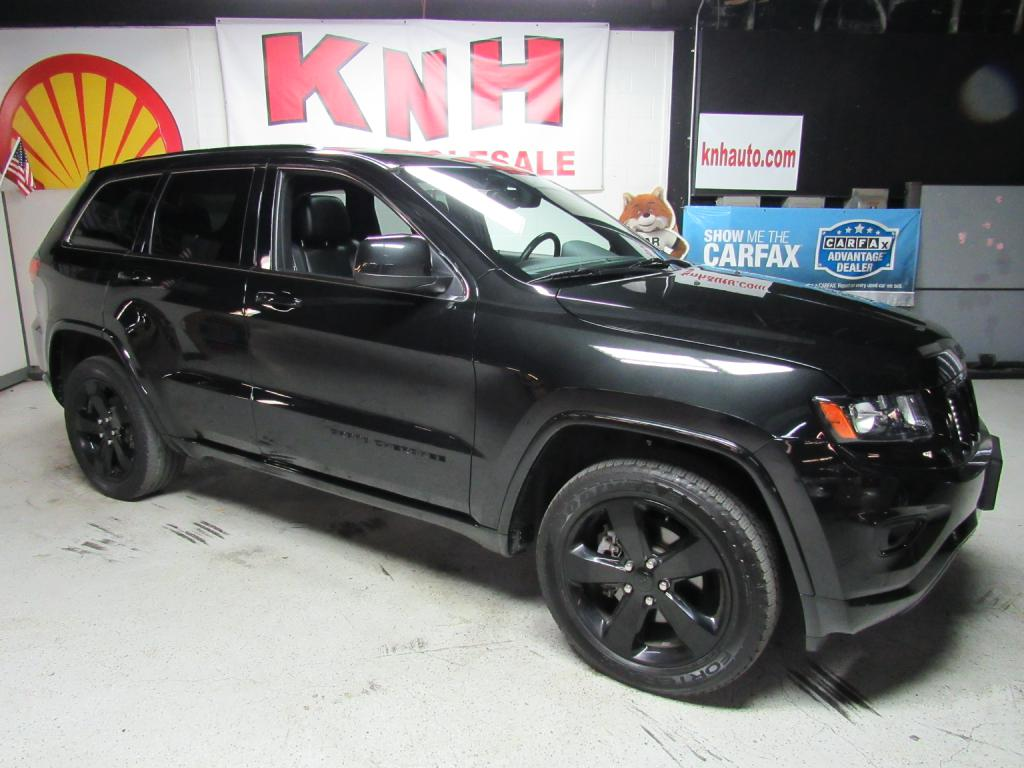 2015 JEEP GRAND CHEROKEE ALTITUDE for sale at KNH Auto Sales