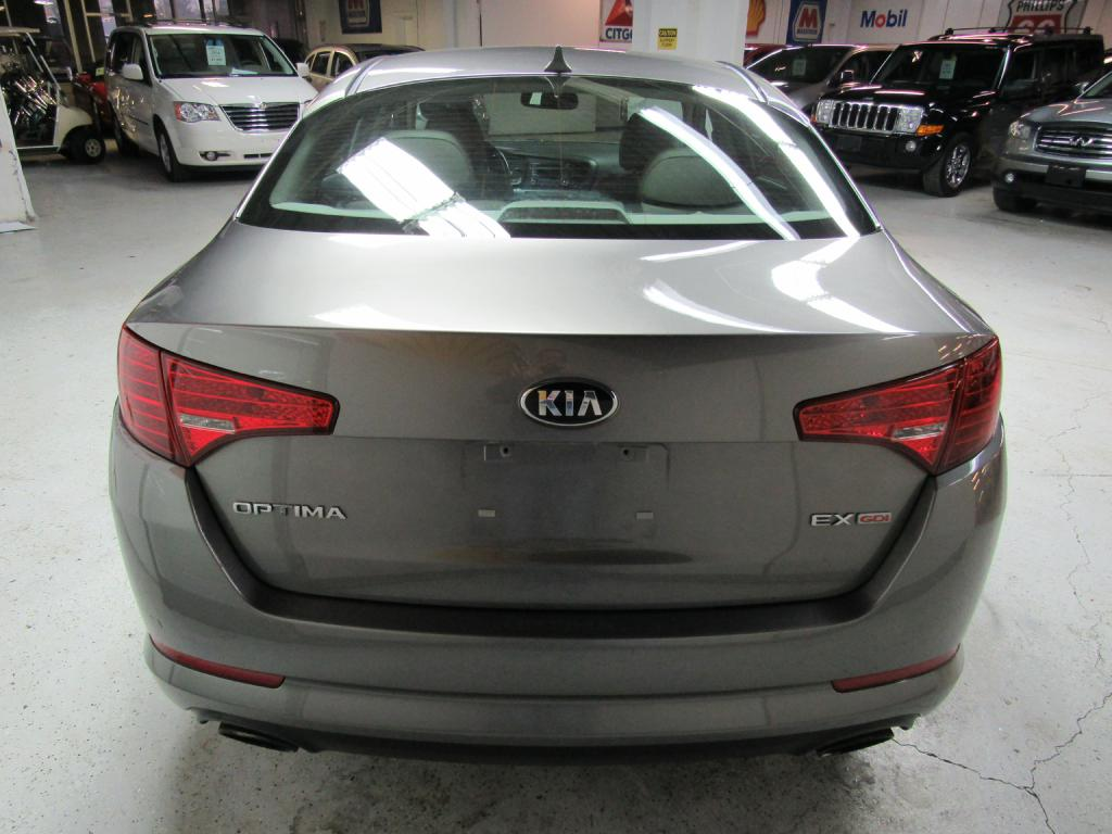 2013 KIA OPTIMA EX for sale at KNH Auto Sales
