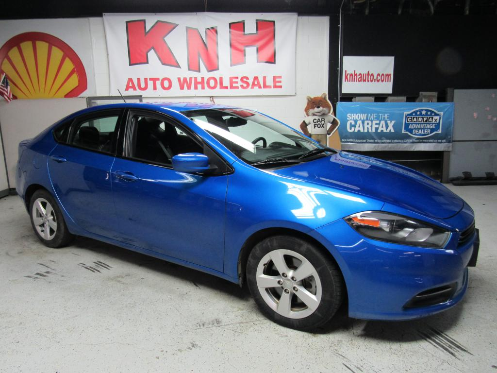 2015 DODGE DART SXT for sale at KNH Auto Sales