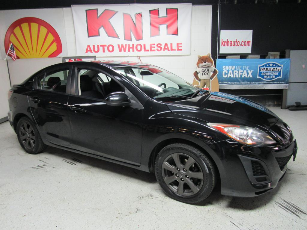2011 MAZDA 3 I for sale at KNH Auto Sales