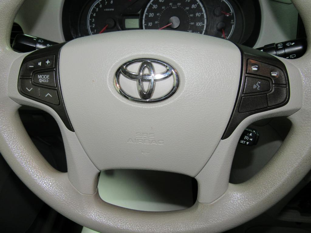2011 TOYOTA SIENNA LE for sale at KNH Auto Sales