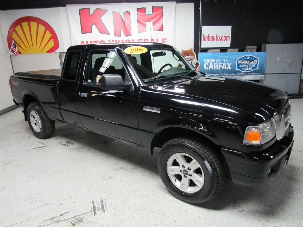 2006 FORD RANGER SUPER CAB for sale at KNH Auto Sales