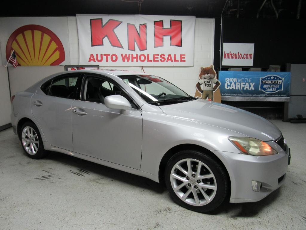 2007 LEXUS IS 250 for sale at KNH Auto Sales