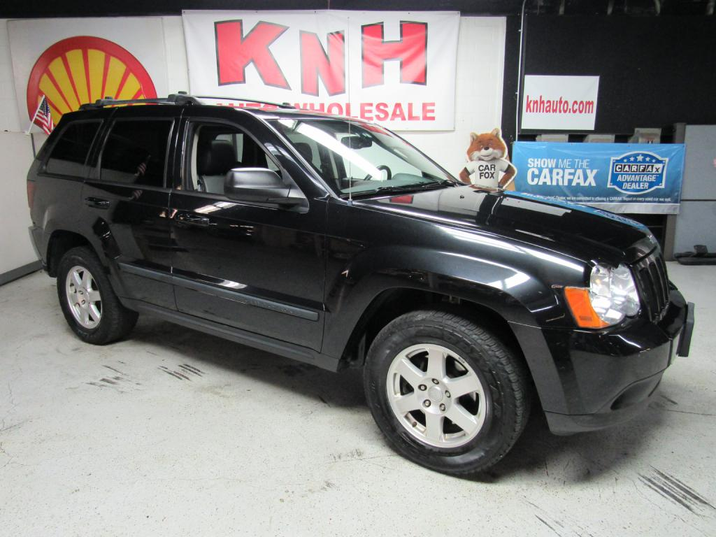2008 JEEP GRAND CHEROKEE LAREDO for sale at KNH Auto Sales