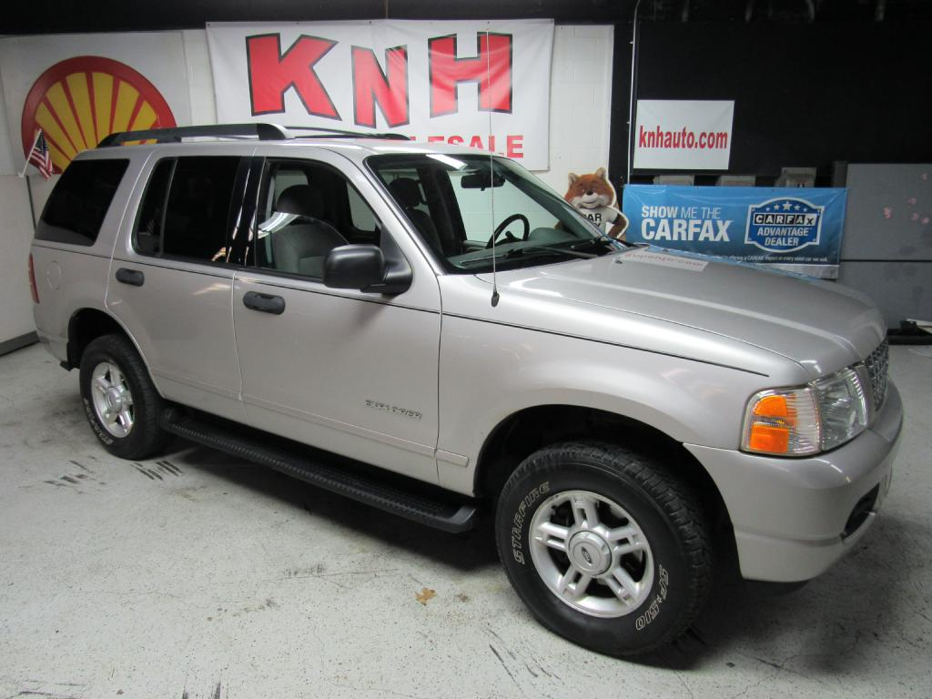 2005 FORD EXPLORER XLT for sale at KNH Auto Sales