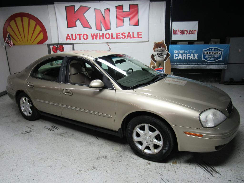 2000 MERCURY SABLE LS for sale at KNH Auto Sales