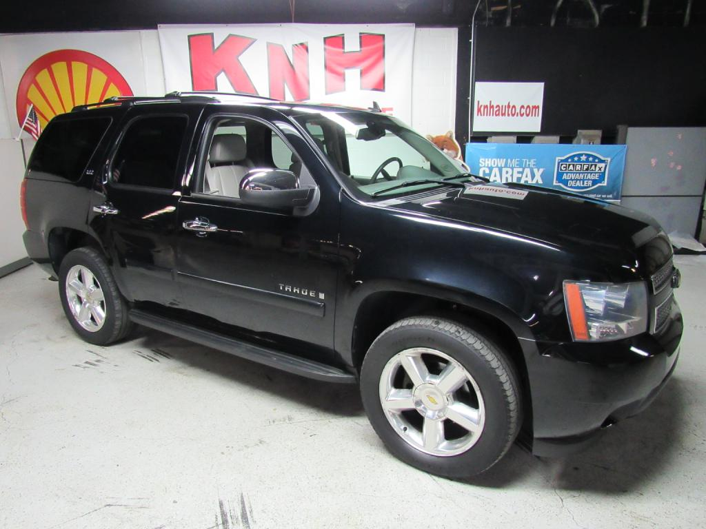 2007 CHEVROLET TAHOE 1500 for sale at KNH Auto Sales