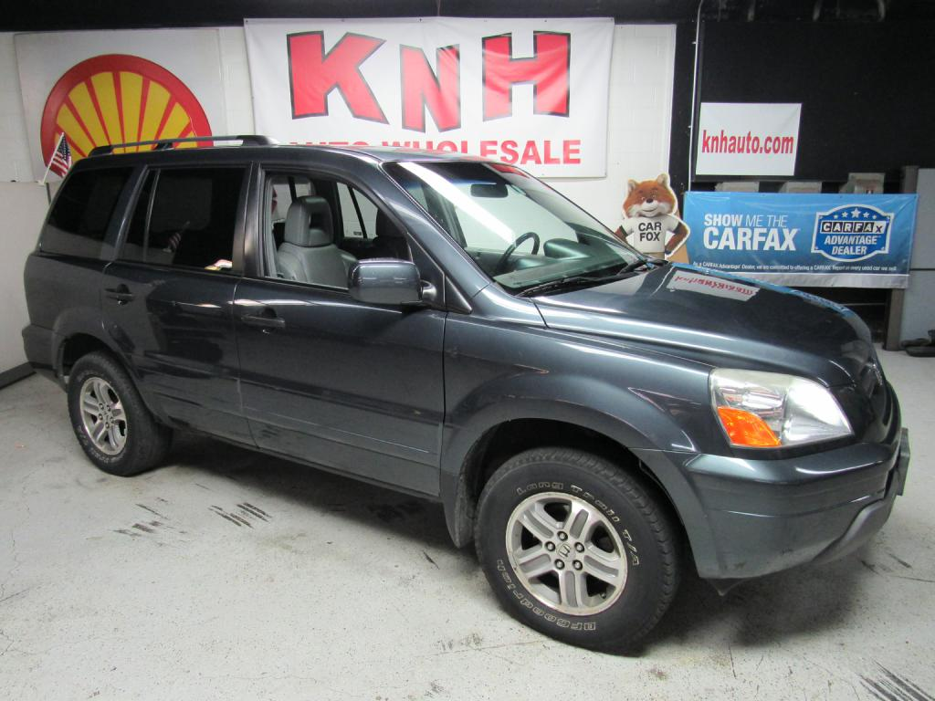 2005 HONDA PILOT EXL for sale at KNH Auto Sales