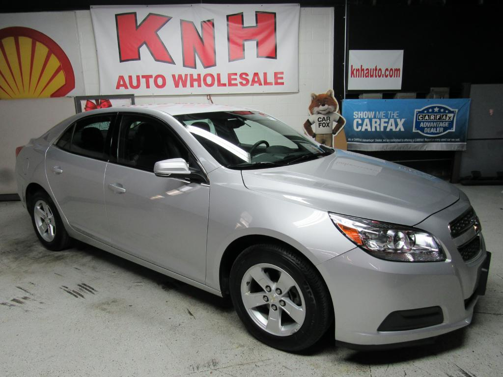 2013 CHEVROLET MALIBU 1LT for sale at KNH Auto Sales