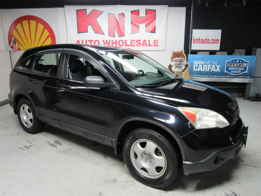 2008 HONDA CR-V LX for sale at KNH Auto Sales